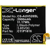 Аккумулятор Asus C11P1616 X-Longer (2900mAh)