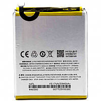 Аккумулятор к телефону BA721 Meizu M6 Note 4000mAh