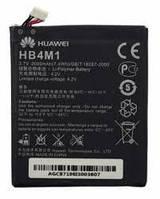Аккумулятор к телефону Huawei HB4M1 S8600 3.7V Black 2000mAh 7.4Wh