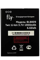 Аккумулятор к телефону Fly BL8009 1400mAh