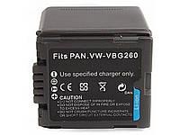 Аккумулятор PANASONIC VW-VBG260
