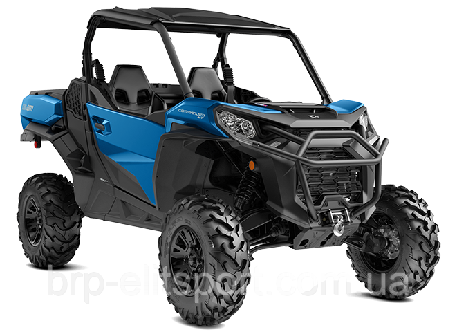 Commander XT 1000R Octane blue