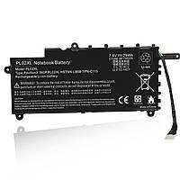 Аккумулятор для ноутбука HP PL02XL (Pavilion 11-N x360 series) 7.6V 3720mAh 29Wh Black