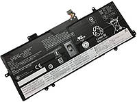 Аккумулятор для ноутбука Lenovo L18C4P71 (ThinkPad X1 Carbon 7th Gen) 15.36V 3325mAh 51Wh Black