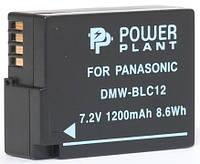 Аккумулятор  Panasonic DMW-BLC12, DMW-GH2 1200mAh