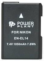 Аккумулятор  Nikon EN-EL14 Chip 1050mAh