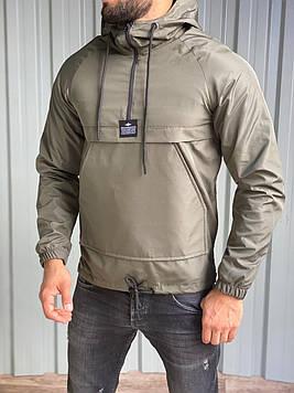 Куртка анорак мужская M