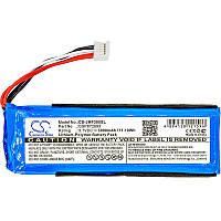 Аккумулятор JBL Flip 3 GSP872693 3000mAh CS-JMF300SL Cameron Sino