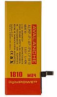 Аккумулятор Avalanche для Apple iPhone 6, (Li-Polymer 3.82V 1810mAh), (ALMP-P-AP.iP6CP1810)