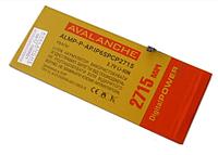 Аккумулятор Avalanche для Apple iPhone 6S Plus, Li-ion, 3,7 B, 2715mAh, (ALMP-Р-AP.iP6spCP2715)