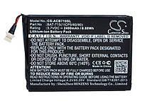 Аккумулятор Acer Iconia Tab B1-710 2400 mAh Cameron Sino