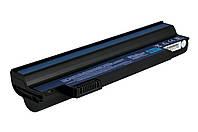 Акумулятор ALLBATTERY Acer UM09H31/UM09H36 10.8 V 5200mAh Aspire One 532h NAV50 6cell Black
