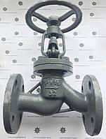PZ-FSV-40 Вентиль сталевий фланцевий DN40PN16