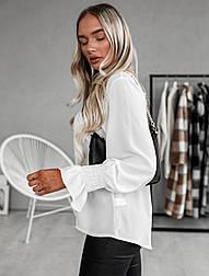 Блуза жіноча стильна вільного крою
