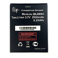 Аккумулятор к телефону Fly BL8004 2500mAh