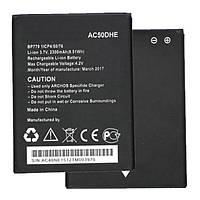Аккумулятор к телефону ARCHOS AC50DHE 2300mAh