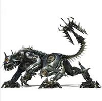 Робот  тигр. Трансформеры 3.