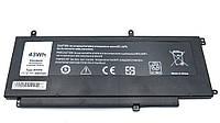 Аккумулятор  для ноутбуков DELL Inspiron 15 7547 (D2VF9) 11.1V 3840mAh