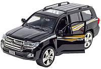 Металлическая Машинка Тойота Ленд Крузер, фото 1