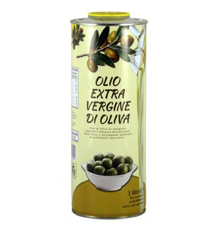 Олія оливкова Olio Di Oliva Extra Vergine 1л ( Італія)