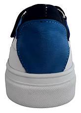 Кеды Perlina 38REZINKA Синий, фото 2