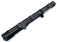 Аккумулятор к ноутбуку Asus A41N1308/A31N1319/A41-X551 14.8V/10.25V 2200mAh 4cell Black, фото 1