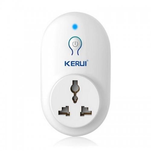 Умный дом умная розетка Kerui WiFi KR-S72 (DFLFRWEWED)