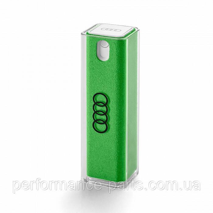 Средство для очистки дисплеев и глянцевых поверхностей Audi 2-in-1 Display Cleaner, Green, артикул 80A096311C