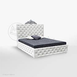 М'яке ліжко 1,6х2,0 Непідйомне