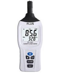 Термогігрометр Flus ET-931 (0-100%; -20℃...+70℃) Точка роси Dew