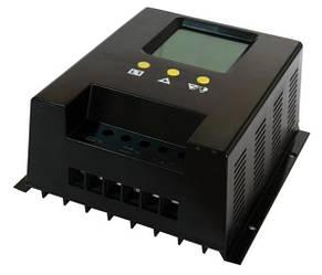 Контроллер 80А 12В/24В с дисплеем (Модель-CM8024Z)