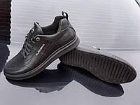 ALEX BENZ фирменные мужские кожаные кроссовки
