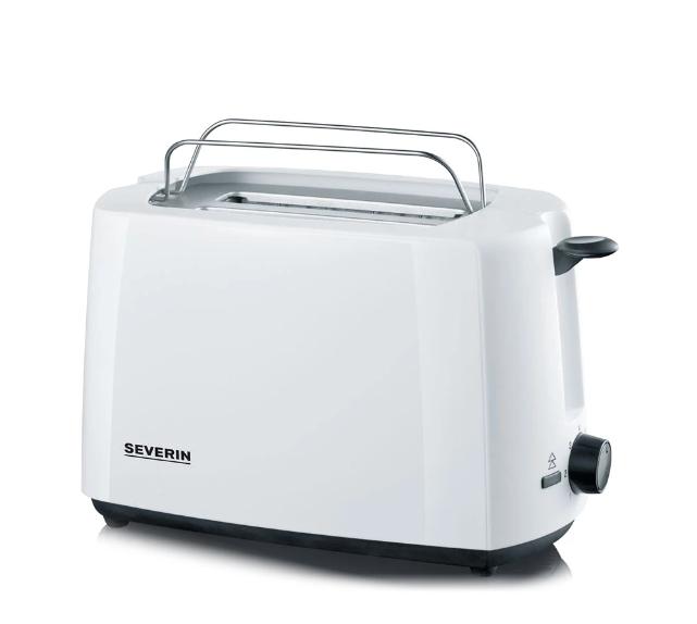 Автоматический тостер AT 2286 white