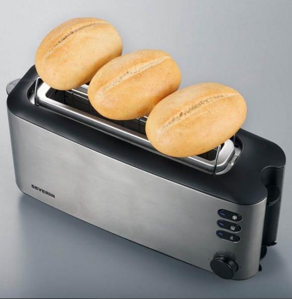 Автоматический тостер с длинным слотом AT 2515