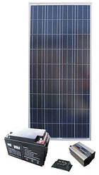 Автономная Солнечная электростанция - Дача 22/7кВт*ч в мес.