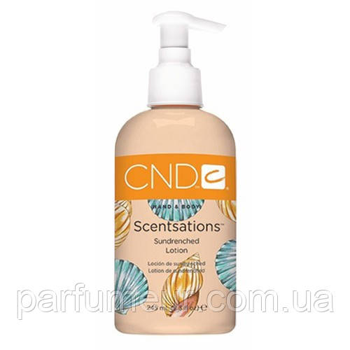 CND (Creative Nail Design) Лосьон для рук и тела Scentsations (Солнечный) 245 мл