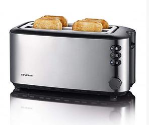 Автоматический тостер с длинными слотами AT 2509