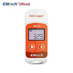 Регистратор температуры Elitech RC-5+ (Великобритания) (-30 ° C - + 70 ° C) Память 32000. PDF (ПО не нужно)