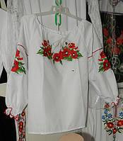 Вышиванка - блуза детская  445 (Л.Л.Л.)