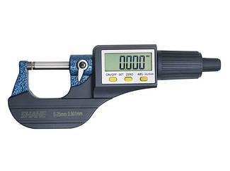 """Микрометр цифровой Shahe 0-25mm / 0-1""""0.001 (5205-25)"""
