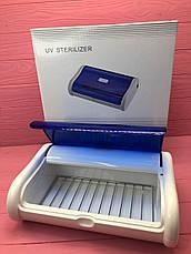 Ультрафіолетовий стерилізатор SM-9008, 6 Вт., фото 3