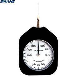 Граммометр часового типа Shahe ATN-1.5-1 (0-1,5 N с ценой деления 0,05N)
