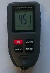 Професійний товщиномір лакофарбових покриттів GX-PRO CT-03 Fe/NFe ( RZ230 ) (0-1300 мкм)