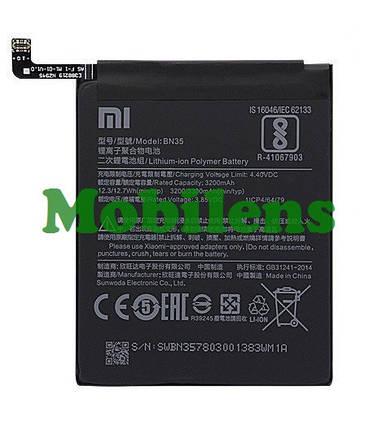 Xiaomi Redmi 5, BN35, MDG1, MDT1, MDE1 Акумулятор, фото 2