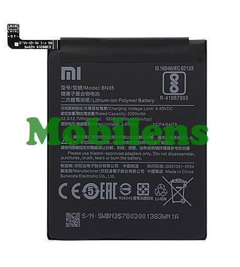 Xiaomi Redmi 5, BN35, MDG1, MDT1, MDE1 Акумулятор