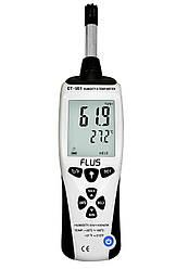 Професійний термо-гігрометр Flus ET-951 (0-100%; від -35 ° с до + 100 ° с) DEW. Ціна з ПДВ