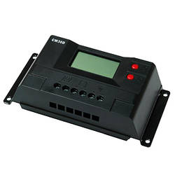 Контроллер заряда JUTA CM30D (30А 12/24V)