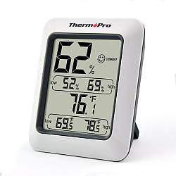 Термо-гігрометр ThermoPro TP-50 (-50°C до 70°C; 10%...99%)