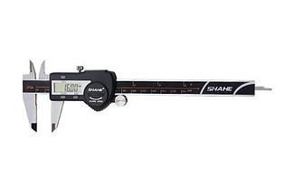 Штангенциркуль електронний Shahe (5110-150) 0-150/0,01 мм з бігунком, IP54