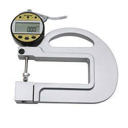 Електронний товщиномір Shahe 0-10 мм/0,01 (5334-10) з роликом для безперервного вимірювання